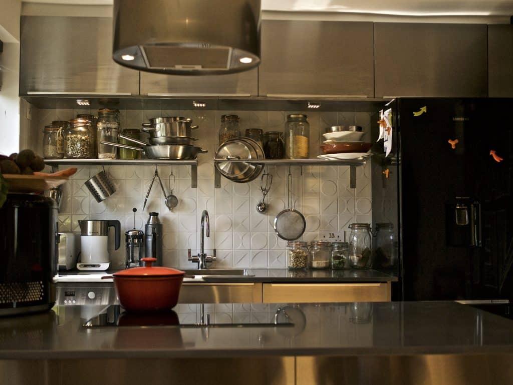 plumbing and heating kitchen