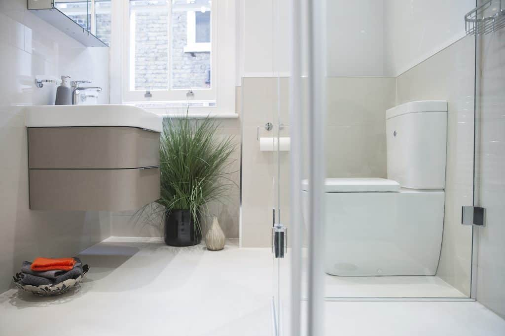 new bathroom installation london