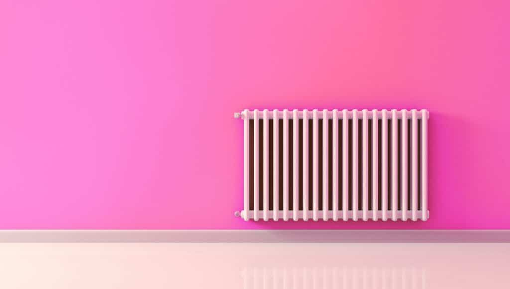 radiator plumbing heating