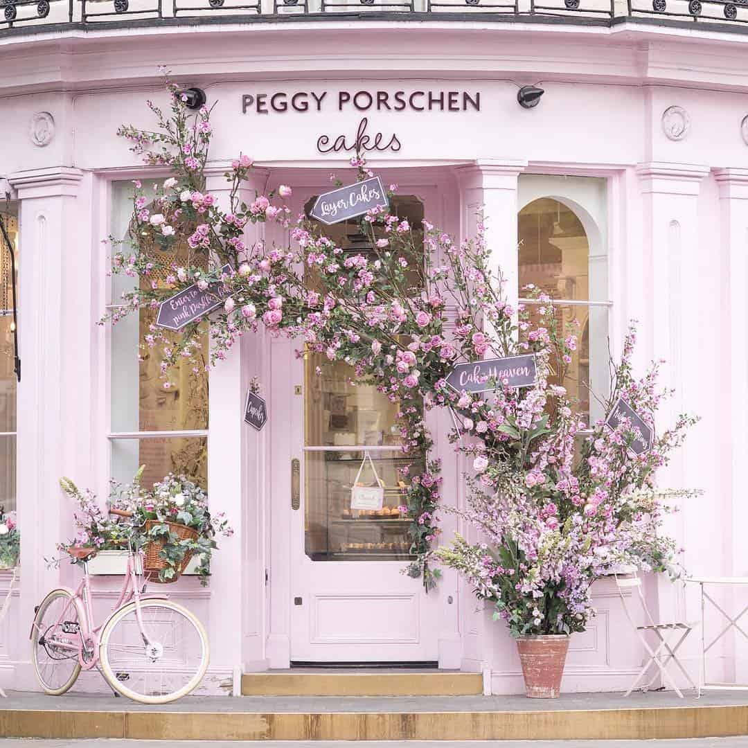 Life in London: Peggy Porshen