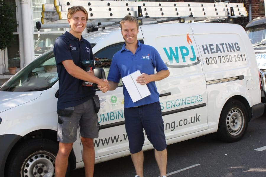 WPJ Heating Apprenticeship