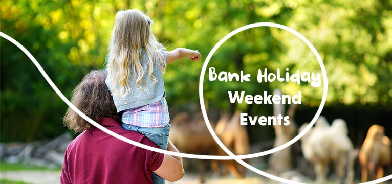 bank holiday weekend events