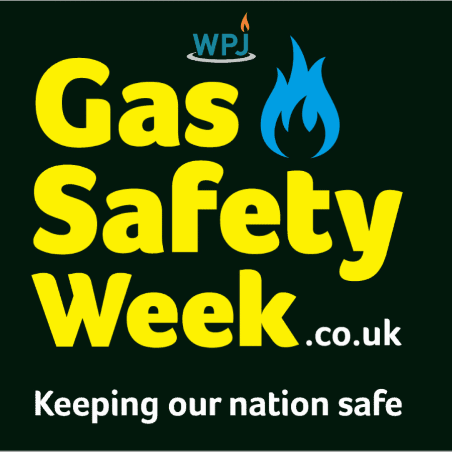 Gas Safety Week: WPJ Heating is a strong supporter - WPJ Heating