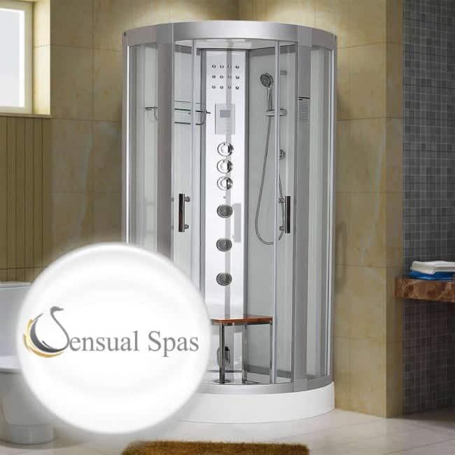 vidalux sensual spas essence steam shower