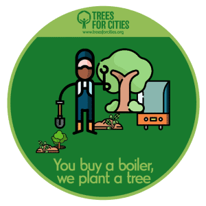 trees for cities boilers