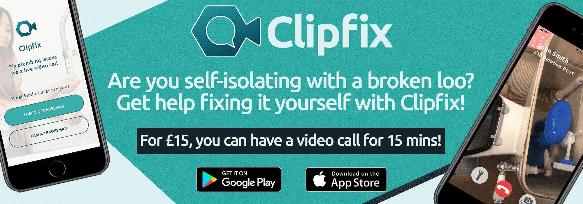 clipfix plumbing