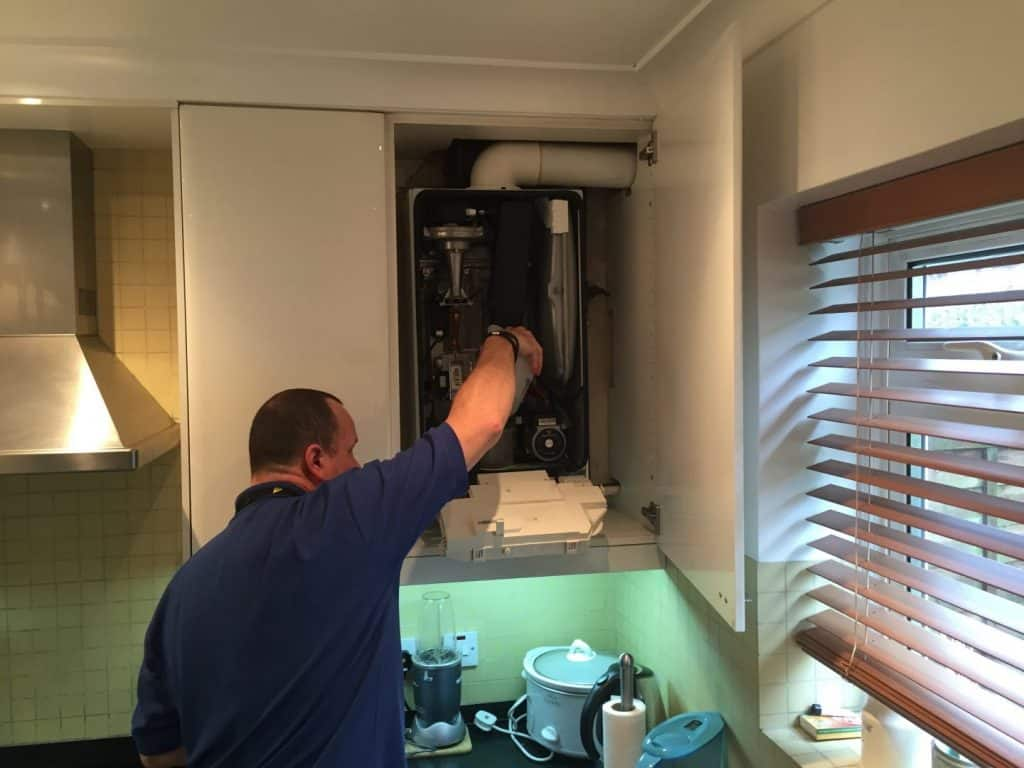 Boiler Checked Every Year